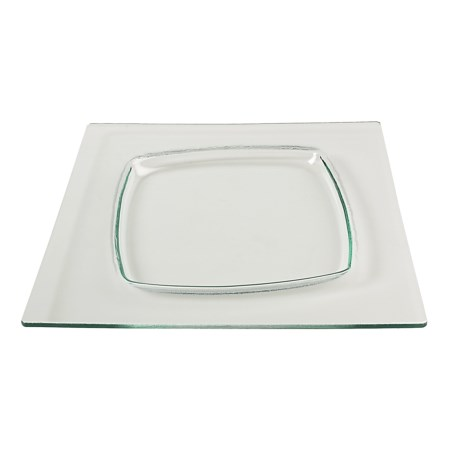 Revol Dody Square Glass Plate