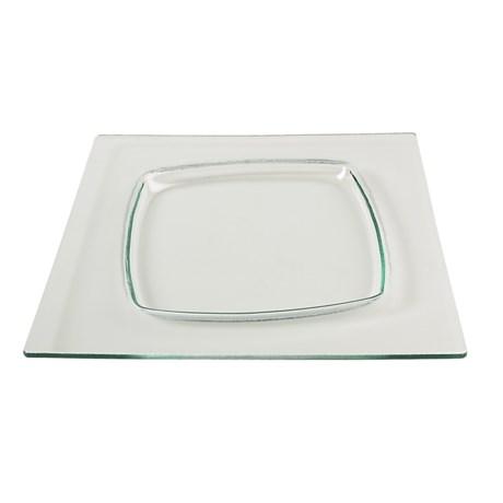 Revol Dody Square Glass Plate