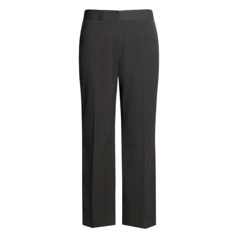 Atelier Luxe Dress Pants - Plus Size (For Women)