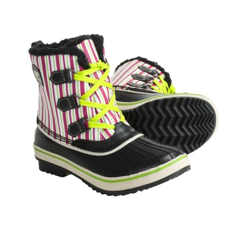 Sorel Tivoli Pac Boots - Waterproof, Insulated (For Youth)
