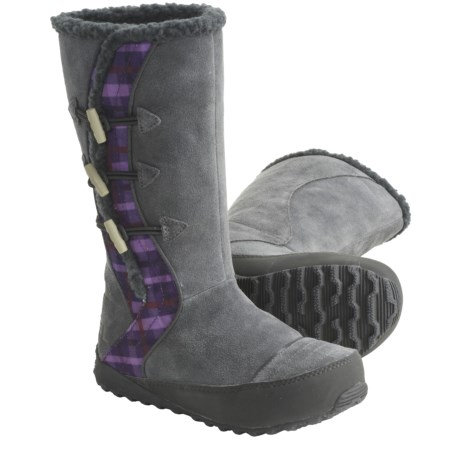 Sorel Suka 2 Boots - Fleece-Lined, Leather (For Youth)