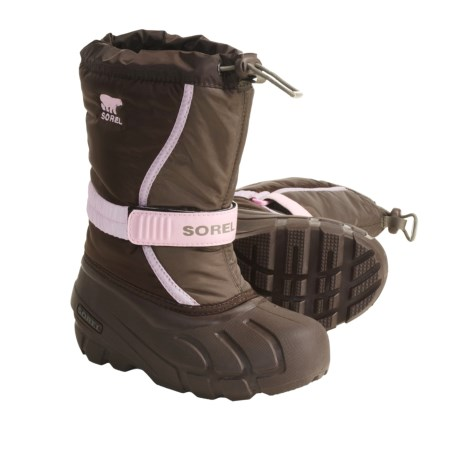 Sorel Flurry TP Pac Boots - Insulated (For Youth)