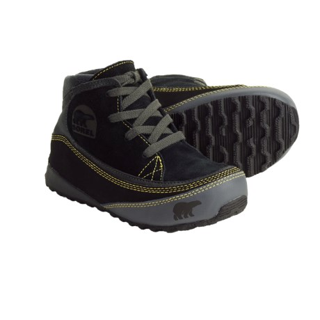 Sorel Chesterman Chukka Boots - Insulated, Leather (For Youth)