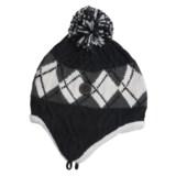 Columbia Sportswear Backcountry Bandit Ear Flap Hat - Fleece Lining, Titanium (For Women)