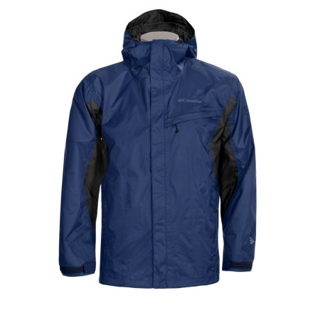 Columbia Sportswear Watertight Omni-Tech® Jacket - Waterproof (For Big and Tall Men)