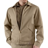 Carhartt Twill Midweight Work Jacket - Quilt Lined, Factory Seconds (For Men)