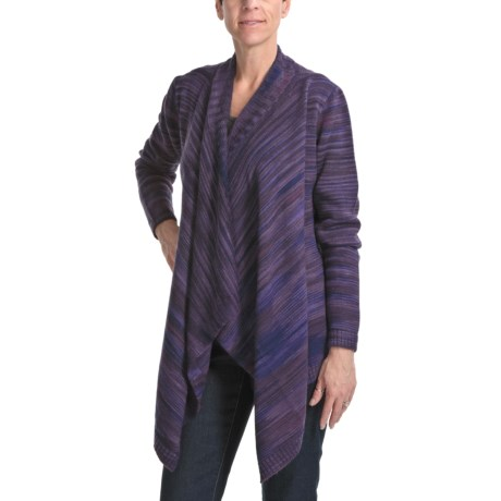 Apropos Mirage Ruana Sweater (For Women)