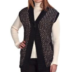Apropos Putney Tweed Vest (For Women)