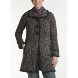 Apropos Chelsea Tweed Sweater Coat (For Women)