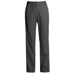 Linea Blu Stretch Cotton Pants (For Women)