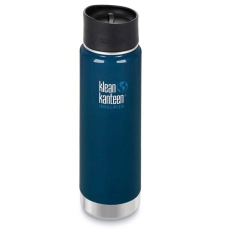 Klean Kanteen Vacuum-Insulated Stainless Steel Travel Mug - 20 oz., BPA-Free