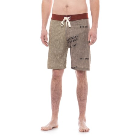 Level Six Presley Swim Shorts (For Men)