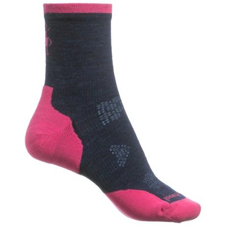 SmartWool PhD Run Cold Weather Socks - Merino Wool, Crew (For Women)