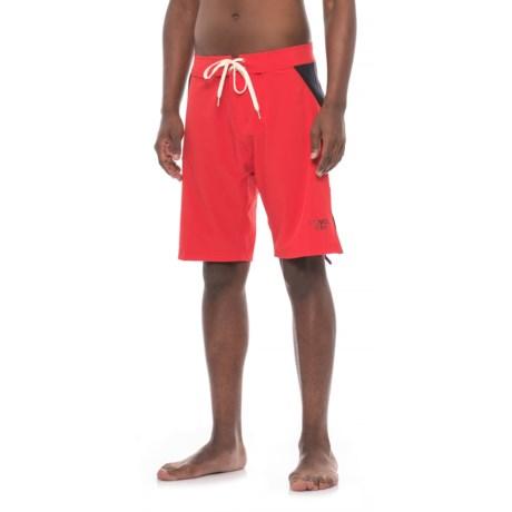 Level Six A-Frame Swim Shorts (For Men)