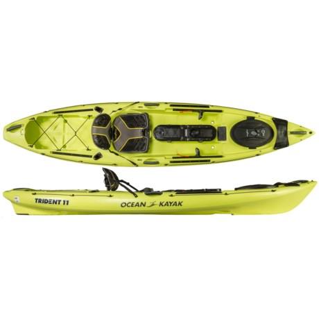 Ocean Kayak Trident 11 Angler Kayak