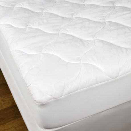 West Pacific Home Fashions West Pacific Cool and Comfortable Mattress Pad - King