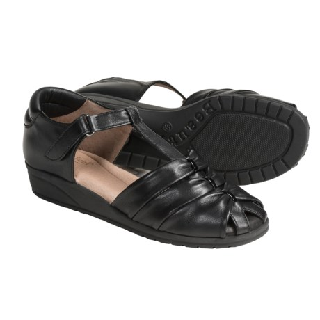 Beautifeel Parma Leather Sandals - Wedge (For Women)