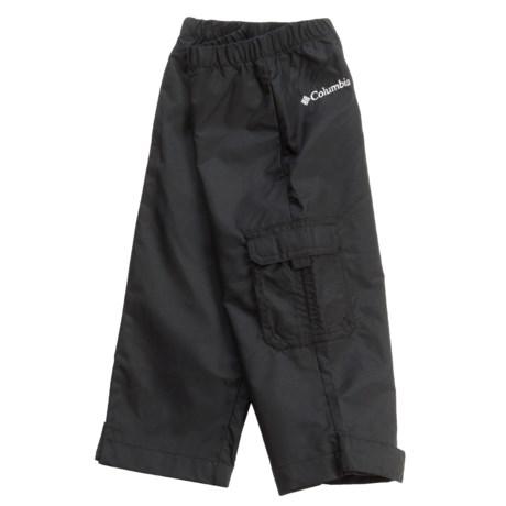 Columbia Sportswear Journey Creek II Shell Pants (For Toddler Boys)