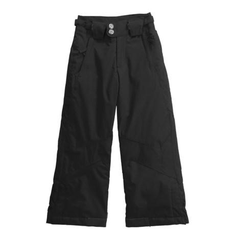 Columbia Sportswear Bohemian Beauty Snow Pants - Insulated (For Little Girls)