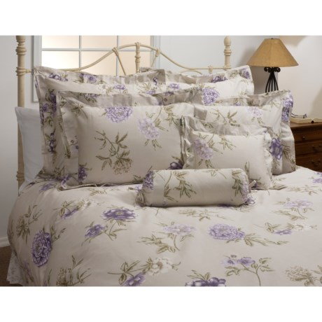 Christy Botanical Garden Bed Skirt - King