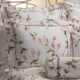 Christy of England Christy Trailing Fuchsia Pillow Sham - King