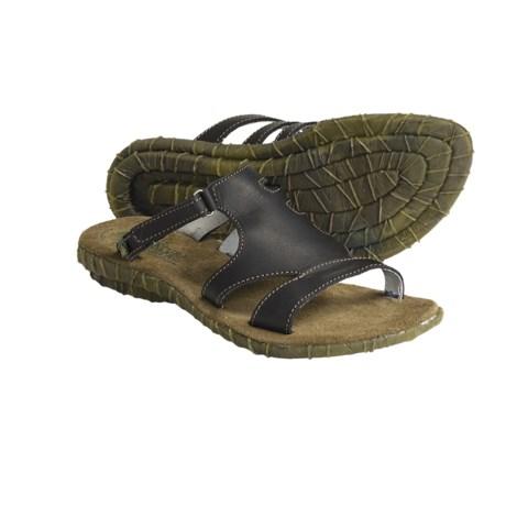 El Naturalista Palma N711 Sandals - Leather (For Women)