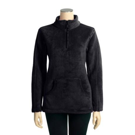 Boulder Gear Cozy Fleece Pullover - Zip Neck (For Women)