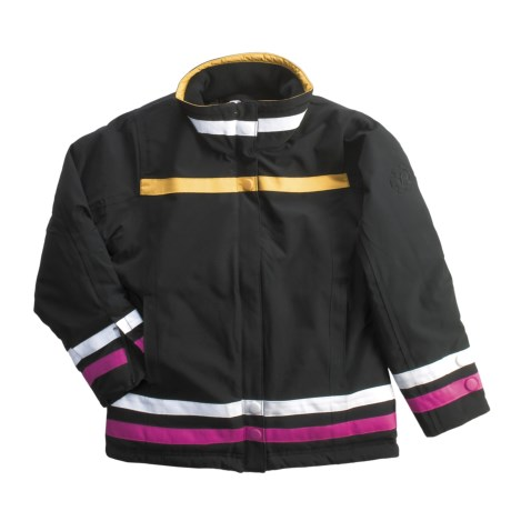 Boulder Gear Diamond Jacket - Insulated (For Girls)