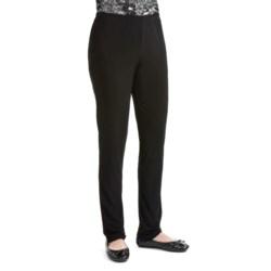 Tiana B Stretch Jersey Leggings (For Women)