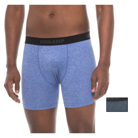 Clima Cool CoolKeep Techno Mesh Boxer Briefs - 2-Pack (For Men)