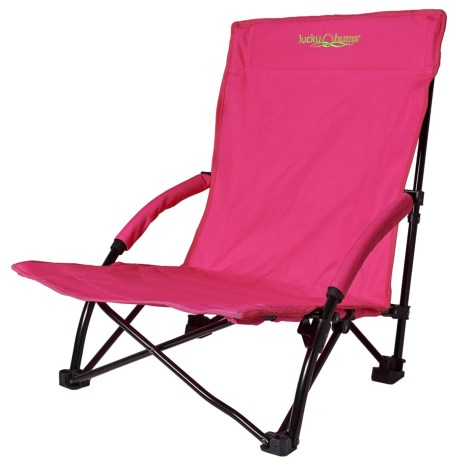 Lucky Bums Folding Sling Beach Chair - Large