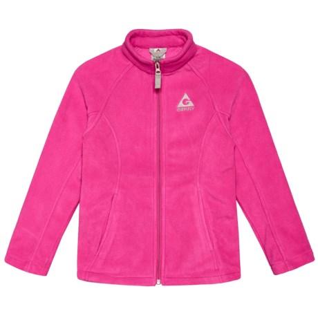 Gerry Lightweight Fleece Jacket (For Big Girls)