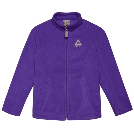 Gerry Lightweight Fleece Jacket (For Big Girls)