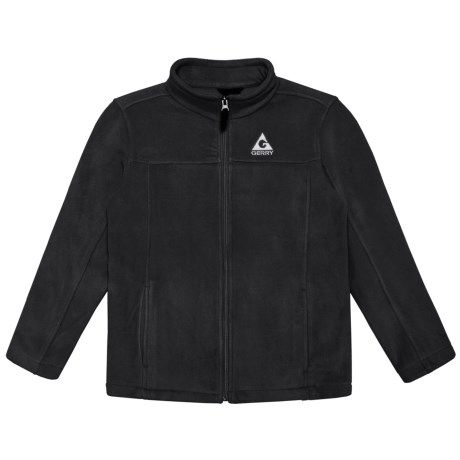Gerry Lightweight Fleece Jacket (Big Boys)