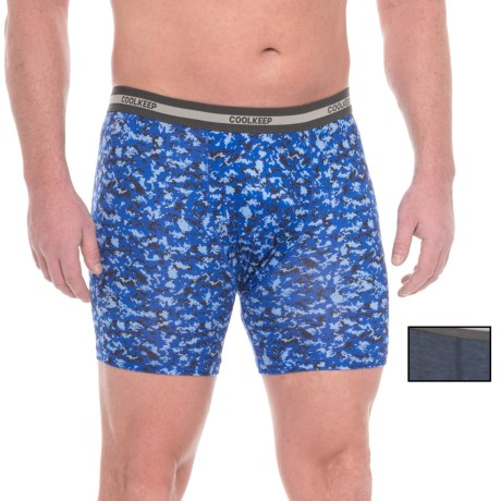 CoolKeep Knit Boxer Briefs - 2-Pack (For Men)