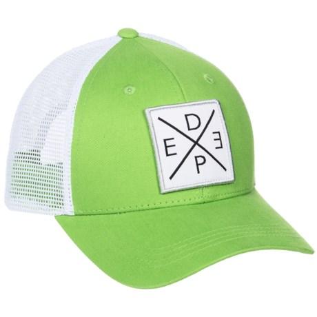 Deep X Trucker Hat