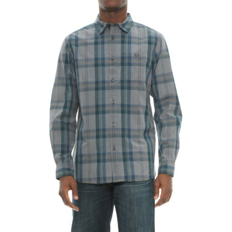 The North Face Buttonwood Shirt - Long Sleeve (For Men)