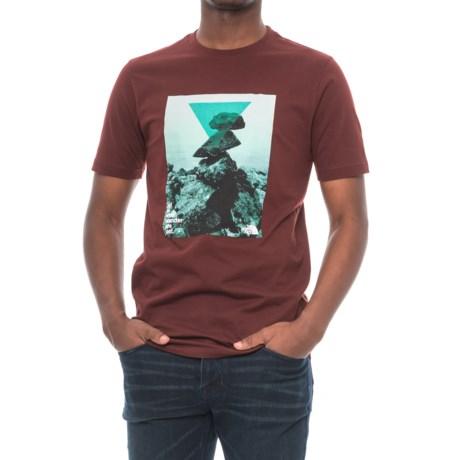 The North Face Wayward T-Shirt - Short Sleeve (For Men)
