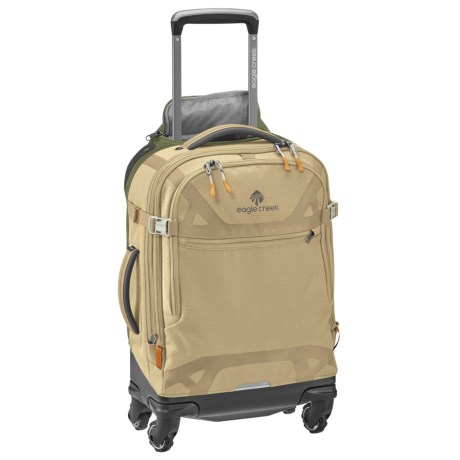 Eagle Creek Gear Warrior AWD International Carry-On Spinner Suitcase - 21.5""