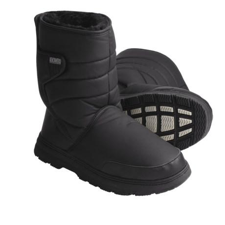 Khombu Traveler 2 Winter Boots - Waterproof, Faux-Fur Lined (For Men)