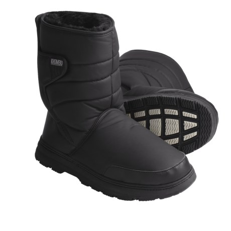 Khombo mens moon boots - Review of Khombu Traveler 2 Winter Boots ...