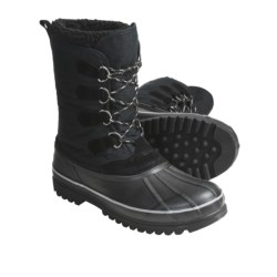 Khombu Packer Winter Boots - Waterproof, Faux-Fur Lining (For Men)
