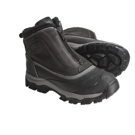 Khombu Summit 2 Winter Boots - Waterproof, Zip (For Men)