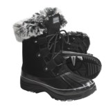 Khombu Upland Low Pac Boots - Waterproof, Faux-Fur Lined (For Women)