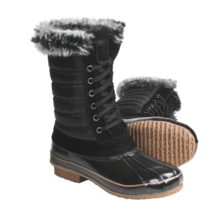 Simple Khombu Womens Flurry Winter Boot