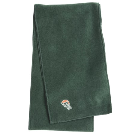 Lowe Alpine Tibet Scarf - Polartec® Thermal Pro® Fleece (For Men and Women)