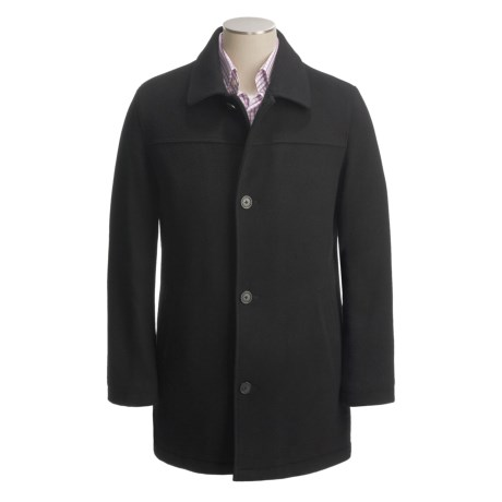 Lauren by Ralph Lauren Elmore Car Coat - Wool, Quilted Lining (For Men)