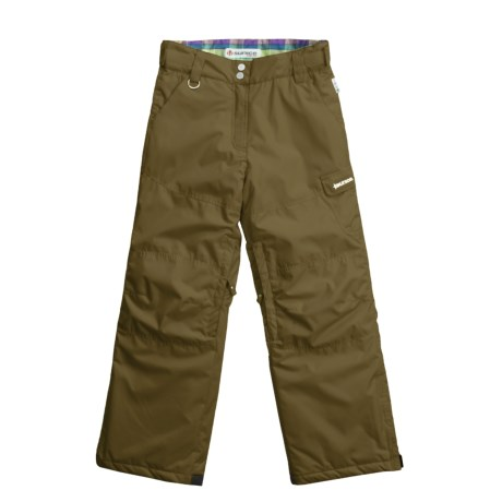 Sunice Reese Technical Snow Pants - Insulated (For Girls)