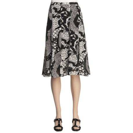 Casual Studio Georgette Skirt (For Women)