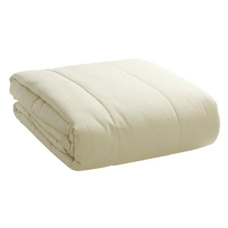 Columbine Cody Cody Direct Cotton Rib Blanket - Queen